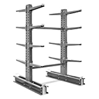 Heavy-Duty Cantilever Racking