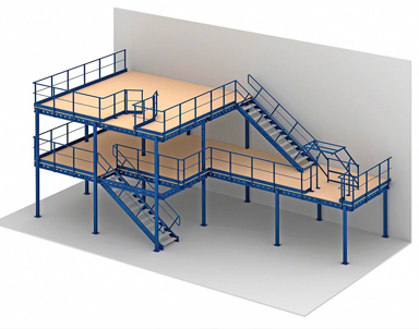 Structural Mezzanines
