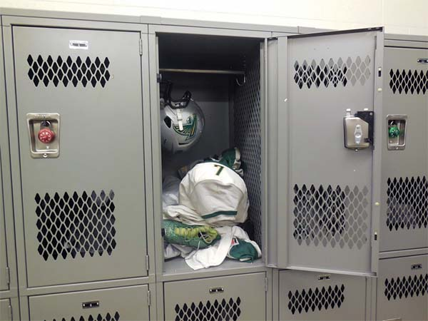 Clearfield High School Knows Where To Buy Gym Lockers—Jorgenson Material Handling!